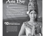Southeast Asia Day at Aquarium of the Pacific (SAT, OCT 4, 2014)