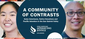 A Community of Contrasts: Asian Americans, Native Hawaiians and Pacific Islanders in the San Gabriel Valley 2018