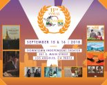 2018 Myanmar Film Festival of Los Angeles (11th Edition): September 15 & 16, 2018